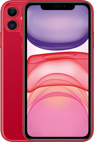 Apple iPhone 11 , RED