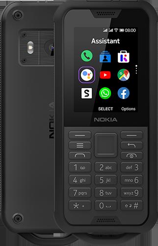 Nokia 800 Tough Dual-SIM