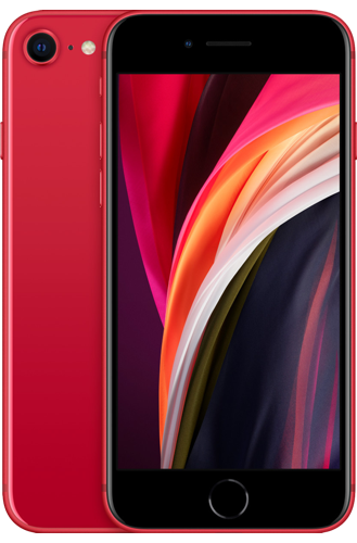 Apple iPhone SE (2020) , RED