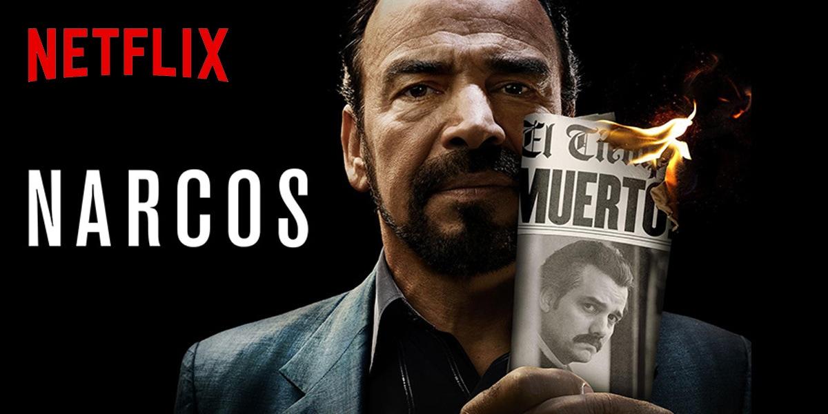 Netflix in het menu bij Interactieve TV op de zaak