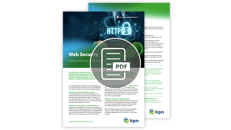 Whitepaper Web Security