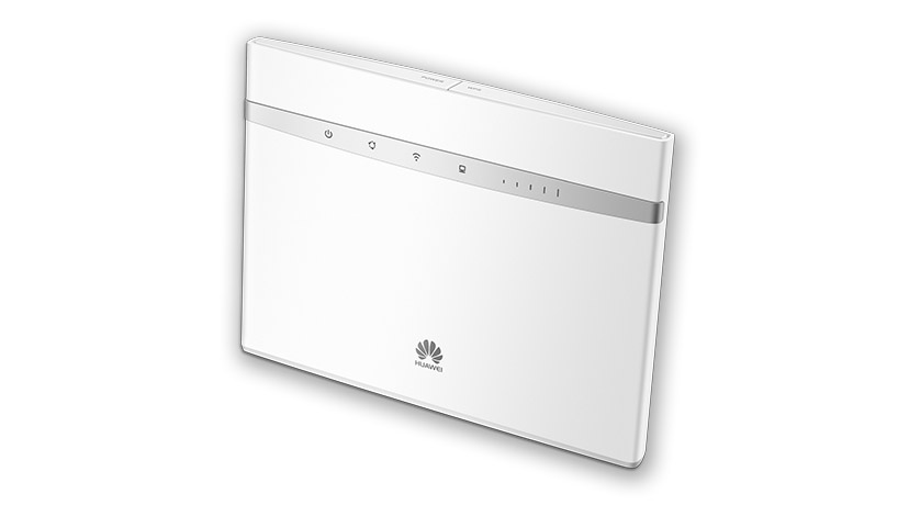 Huawei B525 4G+ Mobiel Internet Route