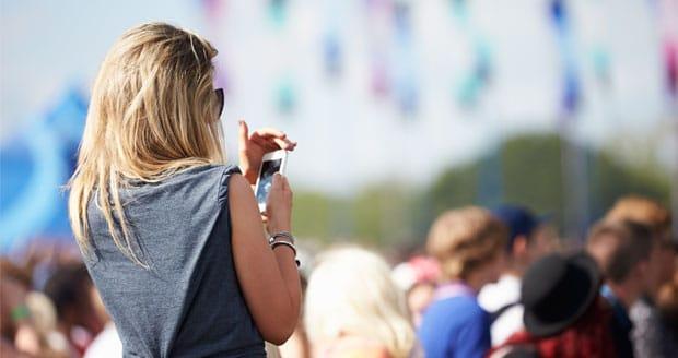 festivals met bereik