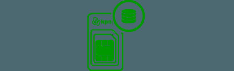 Ruime opslag van contacten op uw Duo SIM-kaart