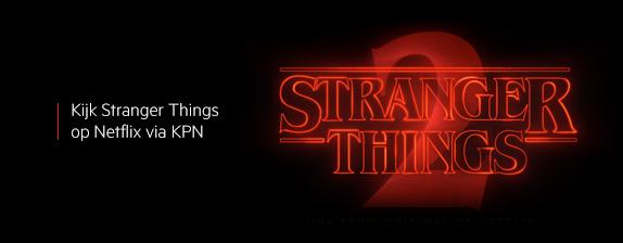 Netflix kijken via interactieve TV