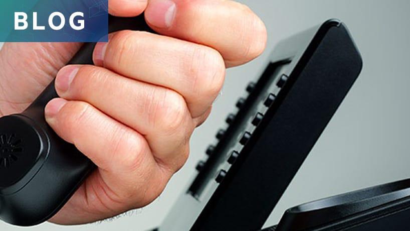 Zakelijk VOIP-bellen toename 30% per jaar