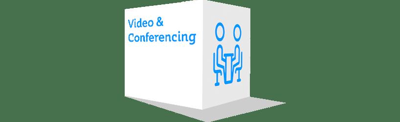 Eenvoudig op afstand samenwerken met Video Conferencing oplossingen