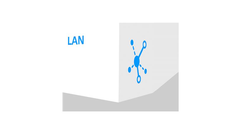 LAN netwerk van KPN