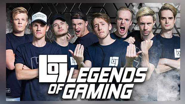 Wie zijn de legends