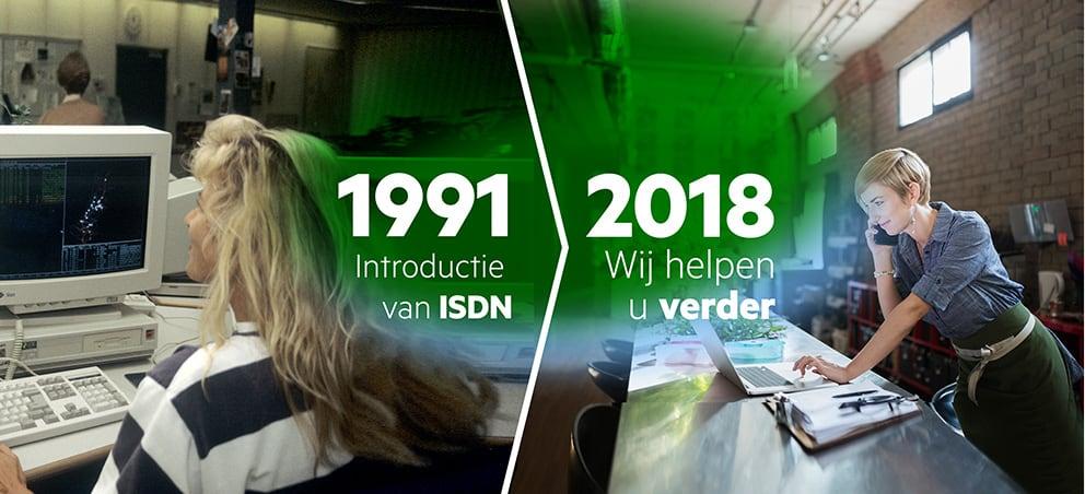ISDN stopt. Wij helpen u verder
