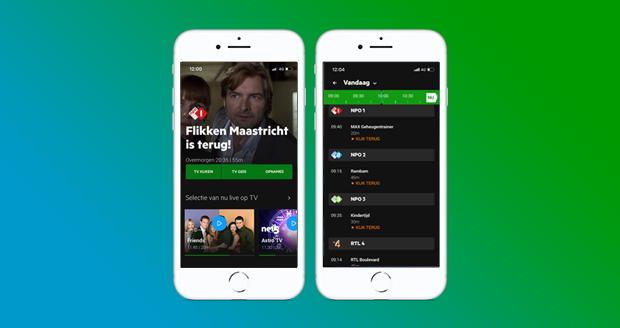 iTV app