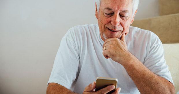 Telefonie voor ouderen