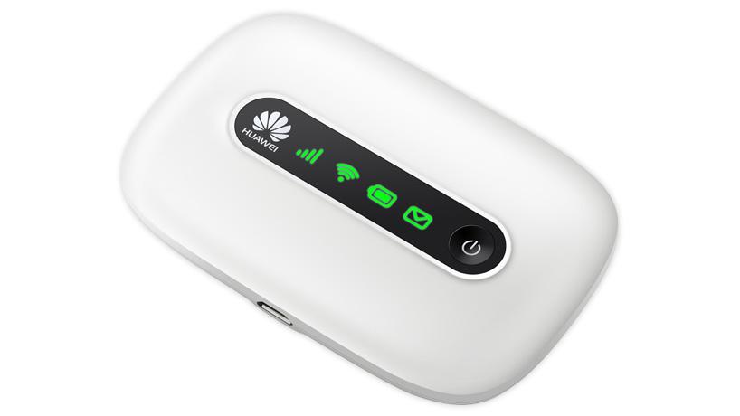 Huawei E5331 HSPA+ Mobile WiFi Router