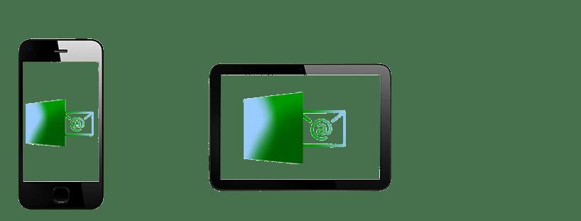 KPN e-mail instellen op telefoon of tablet