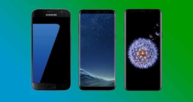 Samsung S7 S8 S9