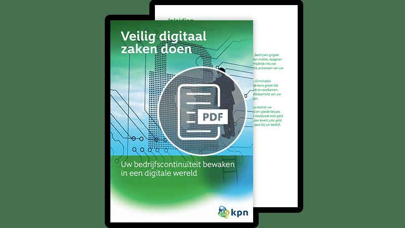 Veilig digitaal zakendoen
