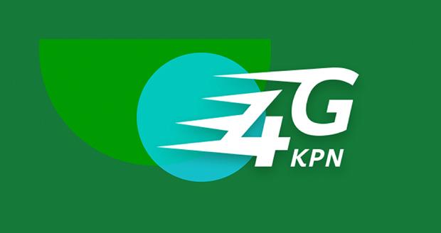 4G internet bij KPN