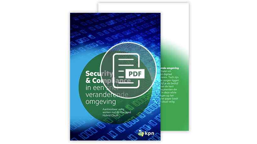 Download het e-book Security & compliance