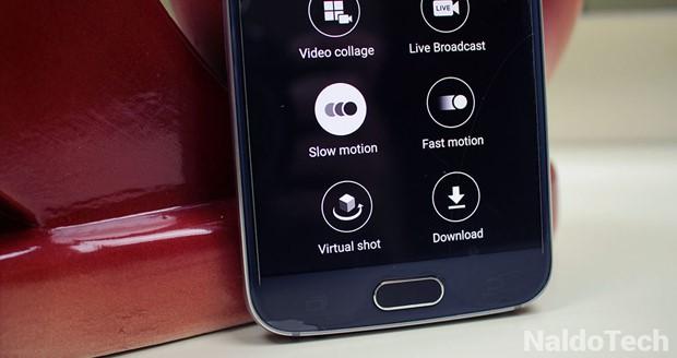 Samsung slow motion