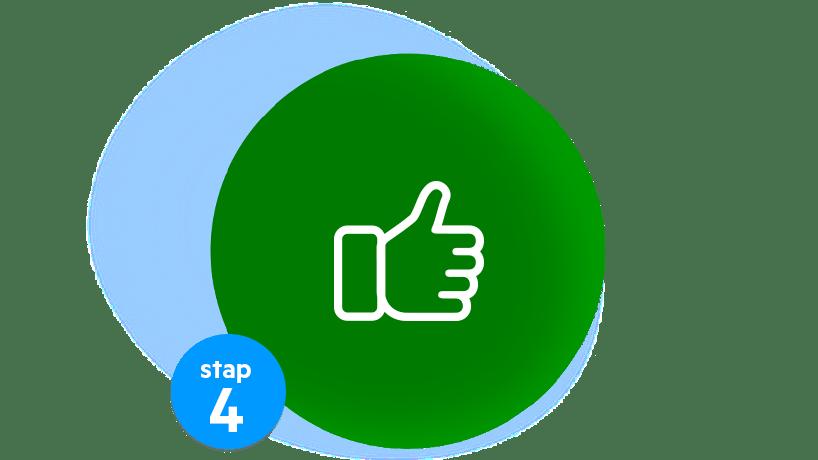 Domeinnaam verhuizen stap 4