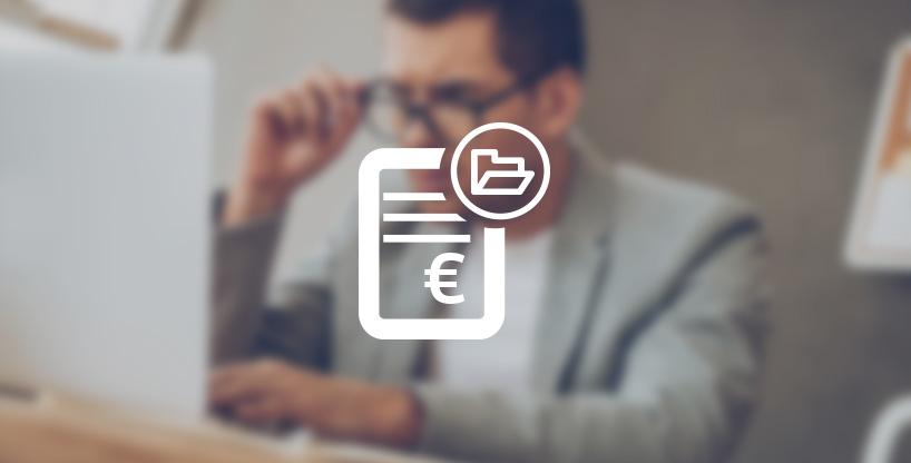 ntvang maandelijks alle informatie rondom uw facturen in 1 bestand met de module Online Factuurbestanden