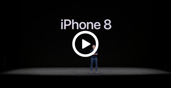 Bekijk het Apple Event