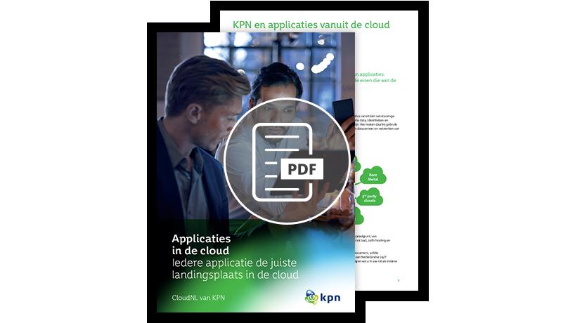 E-book: Applicaties in de Private Cloud