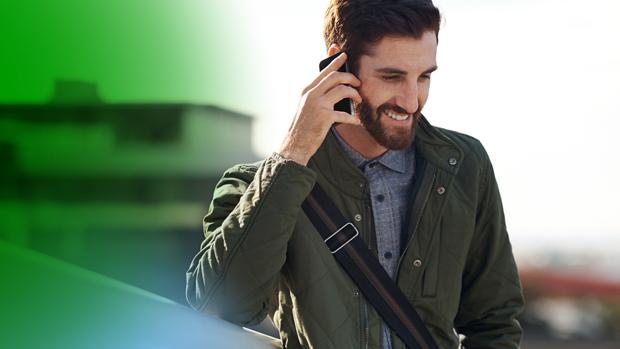 mobiel telefoneren