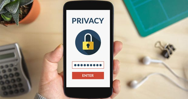 privacy tips smartphone