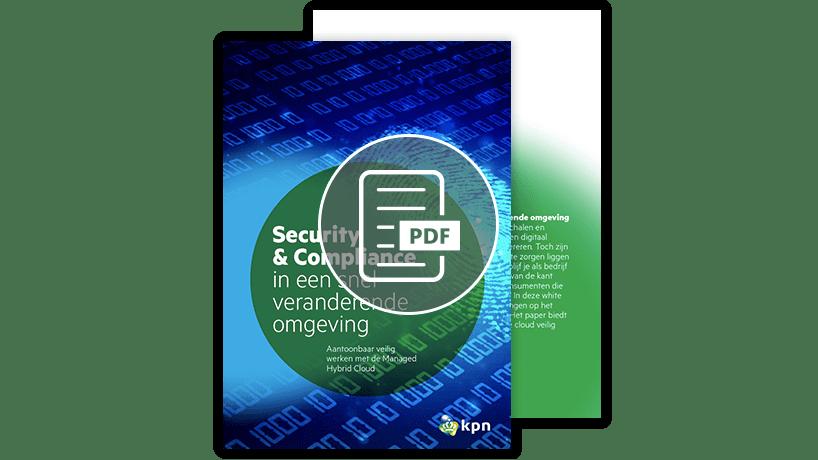 Download het e-book Security & compliance