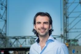 Tino van As, Projectleider bij provincie Zuid-Holland