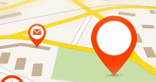 locatie delen kaarten