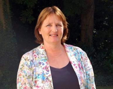 Annet Boekelman, voorzitter van de Raad van Bestuur Volckaert