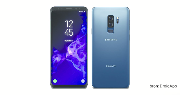 S9 Coral Blue