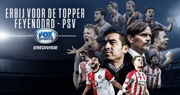 De topper Feyenoord tegen PSV