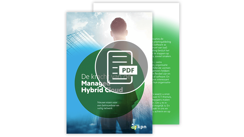 Download de whitepaper: Managed Hybrid Cloud