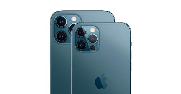 iPhone 12 Pro en iPhone 12 Pro Max