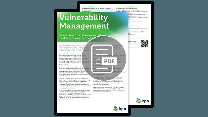 Whitepaper Vulnerability Management