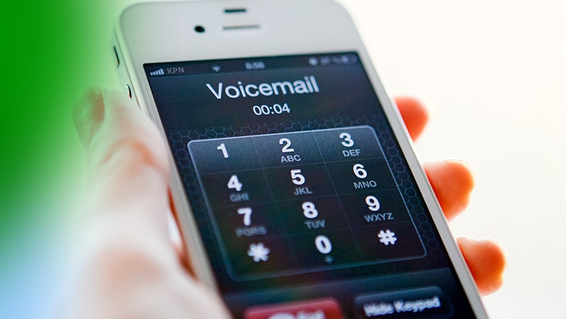 Uw professionele voicemail met Business VoiceMail
