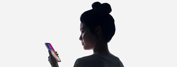 FaceID iPhone X