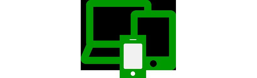WebsiteMaker is geschikt voor alle devices