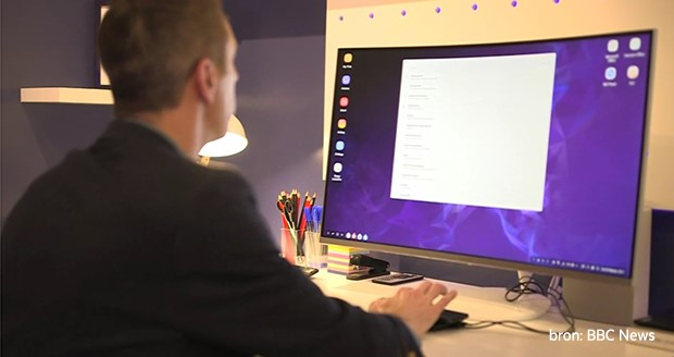 S9 gebruiken als computer