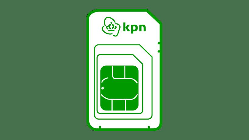 SIM Only Onbeperkt aanbieding Zakelijk Mobiel