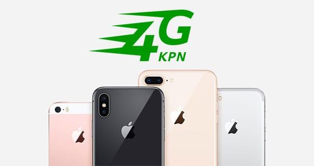 4G bellen met je iPhone