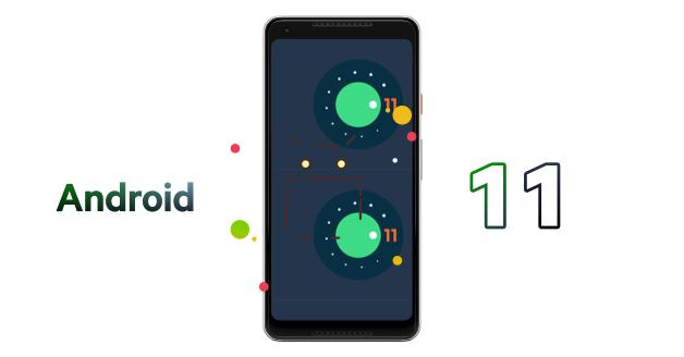 Android 11 bij kpn