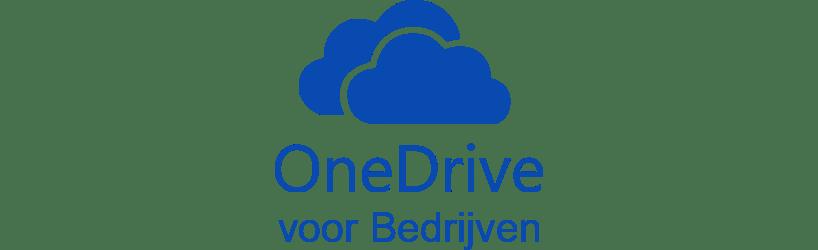 Cloudopslag met OneDrive voor bedrijven