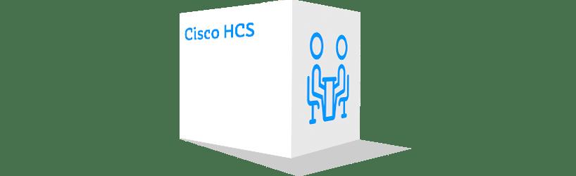 Een compleet samenwerkingspakket met Cisco HCS