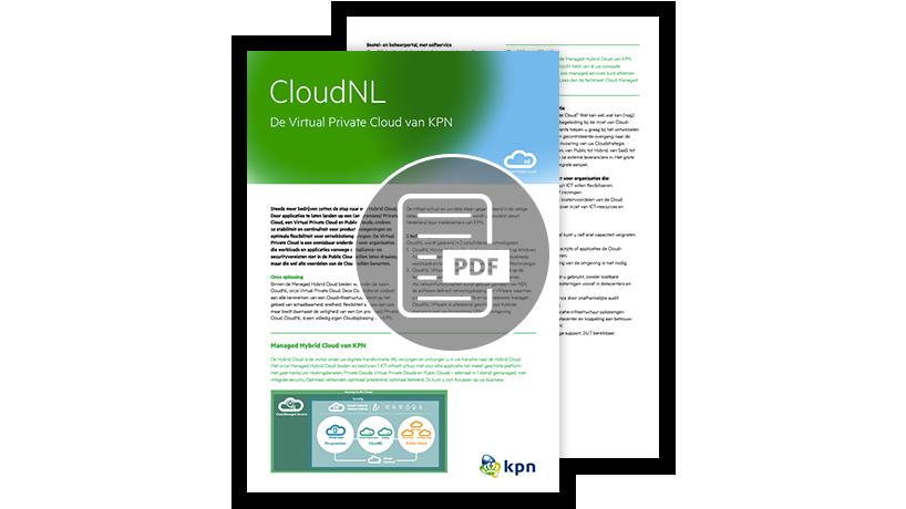 Factsheet: Virtual Private Cloud