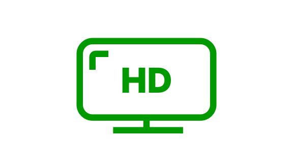 Content blok ITV - hd zender