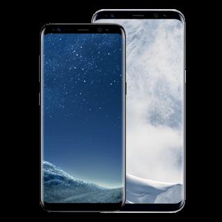 Galaxy S8 en S8 Plus